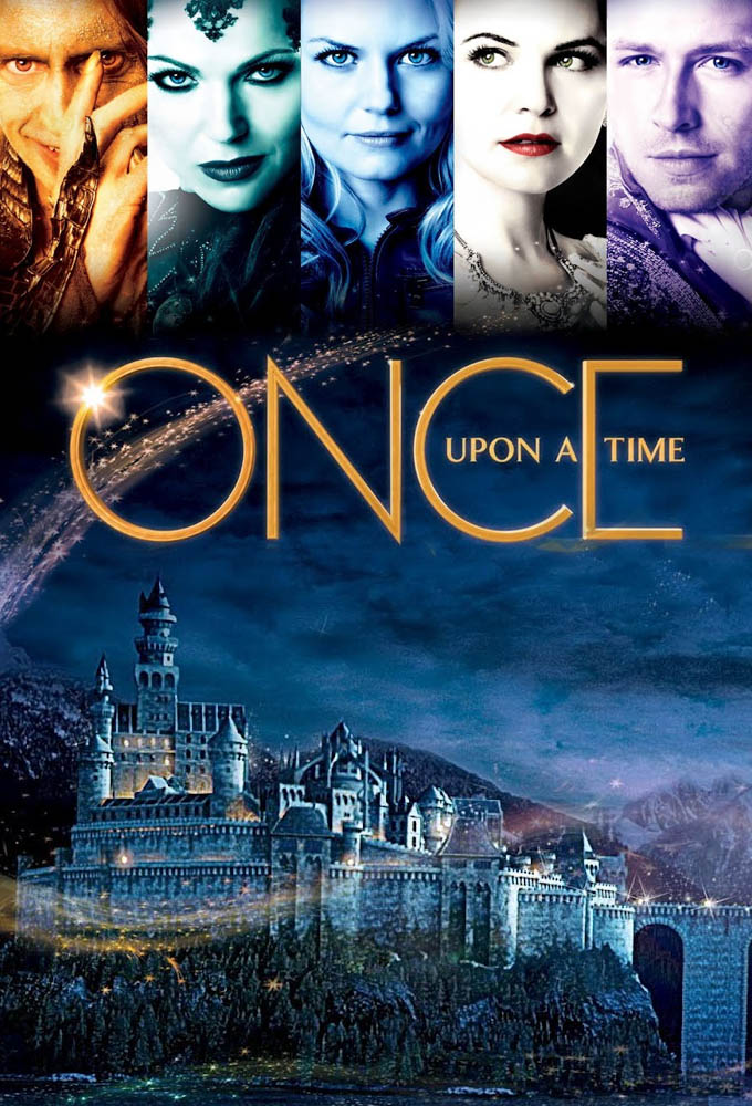 Once Upon a Time – 1ª a 5ª Temporada Torrent – Dublado BluRay 720p