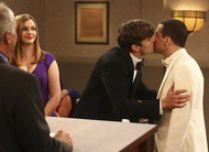 Trailer do episódio 12x02 de Two and a Half Men: o casamento do ano!