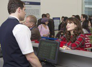 "Natal no aeroporto: trailer do episódio 4x11 de New Girl, ""LAXmas"""