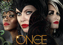 Pôster da 4ª temporada de Once Upon a Time destaca as Rainhas da Escuridão