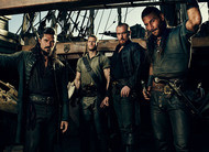 Black Sails: 4ª temporada será a última do programa