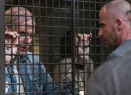 Prison Break: imagem oficial de Michael Scofield e Lincoln Burrows no revival da série