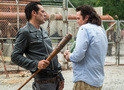 The Walking Dead: Negan ameaçador nas fotos do episódio 7x11