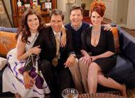 Will & Grace: NBC aumenta número de episódios do revival da série