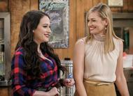 2 Broke Girls: Max e Caroline no tapete vermelho no trailer da 6ª season finale