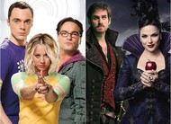Séries na Semana: finais de temporada de Big Bang Theory, Once Upon a Time, e mais!