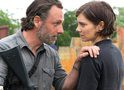 The Walking Dead: nova foto da 8ª temporada reúne Rick e Maggie