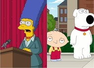 Audiência de domingo: Simpsons e Family Guy registram grande alta