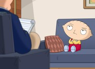 Family Guy: Stewie vai para terapia no trailer, cenas e fotos do episódio 16x12