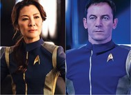 Star Trek: Discovery pode ter spin-off dos personagens de Michelle Yeoh e Jason Isaacs