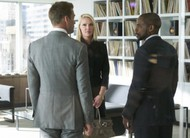 Suits: Samantha Wheeler e Harvey colidem no trailer do episódio 8x02