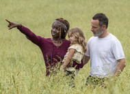 The Walking Dead: paz ameaçada em novas fotos da 9ª temporada