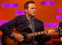 "Chris Pratt canta ""Everything is Awesome"" como seu personagem em Parks and Recreation"