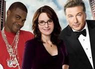 30 Rock, com Tina Fey e Alec Baldwin, está no Amazon Prime Video