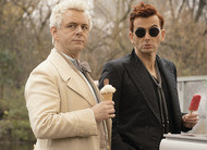 Good Omens: anjo e demônio no trailer oficial da série do Amazon Prime Video