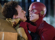 The Flash: Barry vs Flash Reverso no final da 5ª temporada (trailer e fotos)