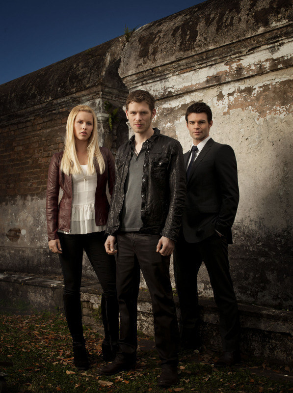 CW libera fotos oficiais do elenco de The Originals ...