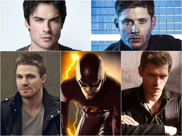 Calendário da CW: Datas de Vampire Diaries, Originals, Flash, Supernatural, Arrow!