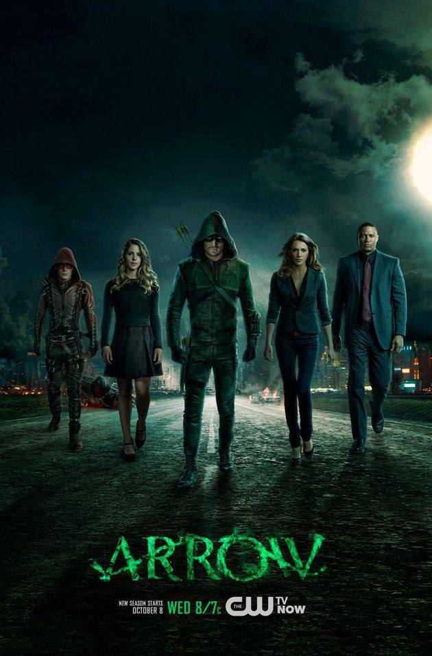 Arrow: 03ª Temporada (2015) BDrip BluRay 720p Dual Áudio Torrent