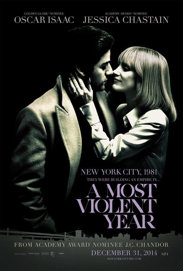 O Ano Mais Violento (A Most Violent Year) - 2014