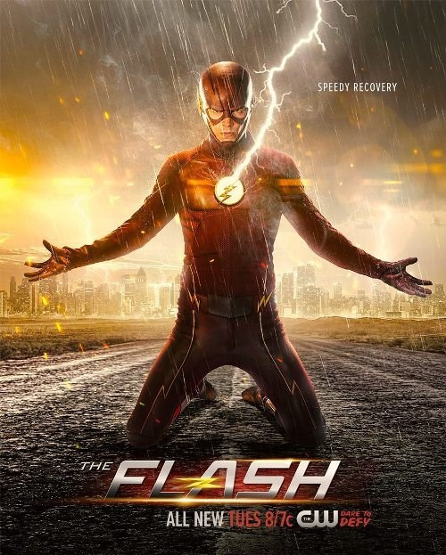The Flash Temporada 3