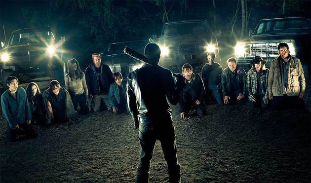 Elenco De The Walking Dead Viene A Argentina