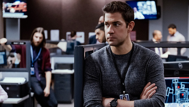 John Krasinski Jack Ryan serie amazon prime video