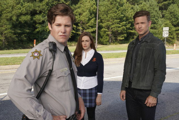 Legacies: Matt Donovan está em fotos da season premiere do spin-off de The Originals