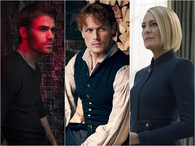 Séries na Semana: Tell Me a Story e novas temporadas de Outlander e House of Cards