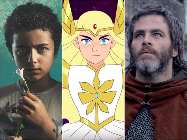 5f1c31a5456 ... série The Sinner  a estreia das animações Super Drags e She-Ra e as  Princesas do Poder  além do debut de Legítimo Rei
