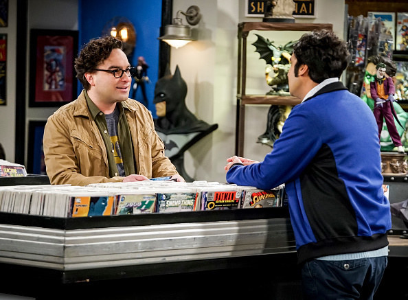 Big Bang Theory: Leonard estuda meteorito no trailer do episódio 12x14