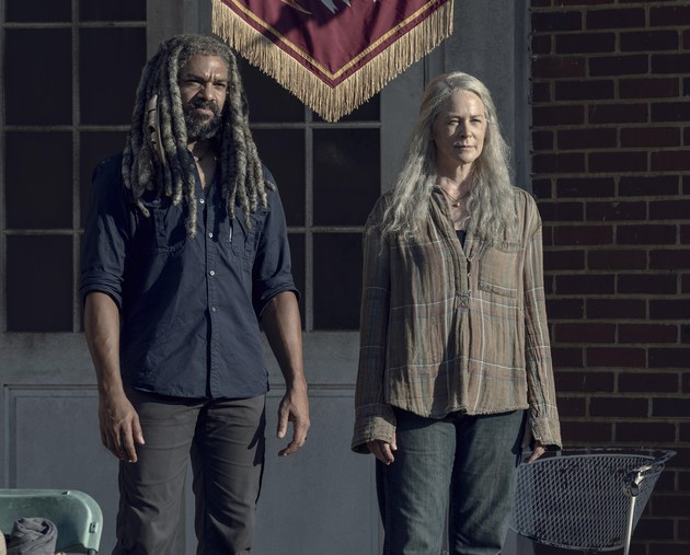 The Walking Dead: Daryl quer briga nas cenas e fotos do episódio 9x13