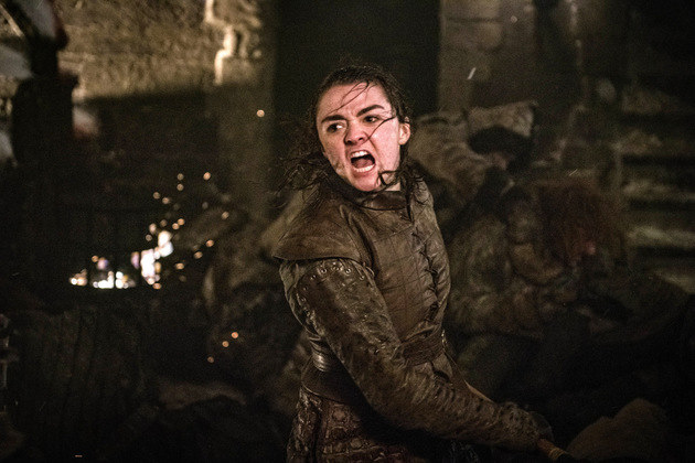 Game of Thrones: Maisie Williams achou que fãs não iam gostar do papel de Arya no ep. 3
