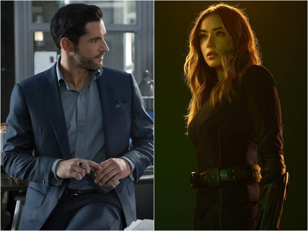 Séries na Semana: Lucifer, O Mecanismo e Agents of SHIELD voltam à TV