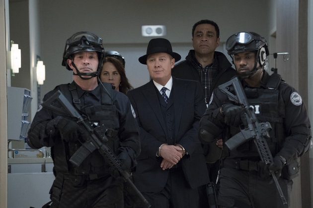 The Blacklist: Red contra presidente no último episódio da 6ª temporada (trailer e fotos)
