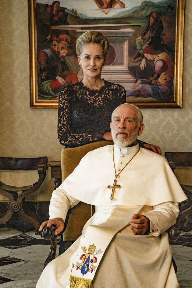 The New Pope: Sharon Stone e Marilyn Manson anunciados na sequência de Young Pope (fotos)
