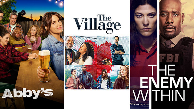 Novatas The Village, The Enemy Within e Abby