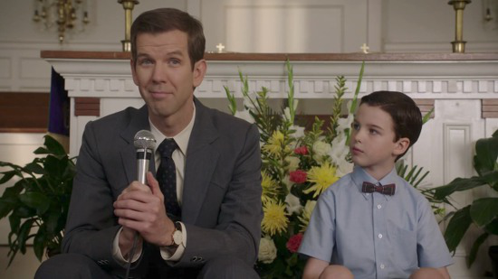Young Sheldon: intérprete do Pastor Jeff é promovido ao elenco regular da 3ª temporada