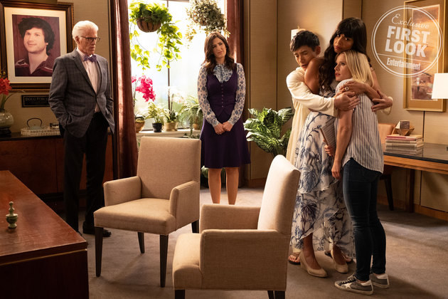 The Good Place: primeiras fotos e novidades da temporada final