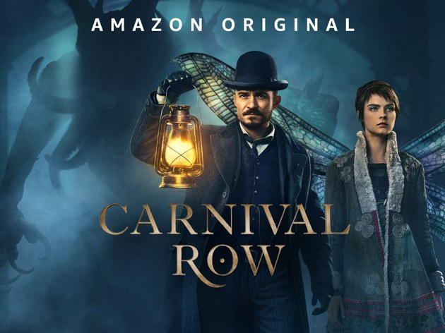 Carnival Row: trailer oficial da nova série de fantasia do Amazon Prime Video