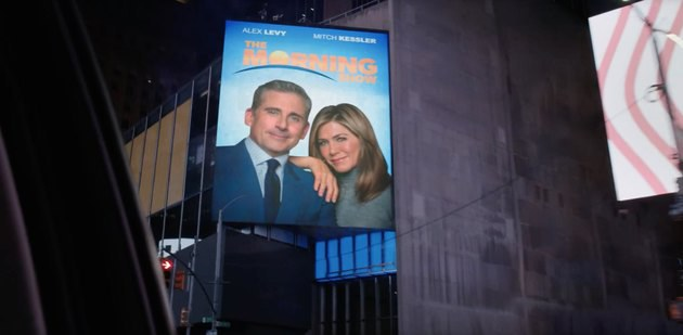 The Morning Show: trailer da nova série de Jennifer Aniston expõe bastidores da TV