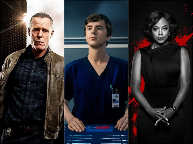 Séries na Semana: Good Doctor, One Chicago, HTGAWM e mais retornos na programação