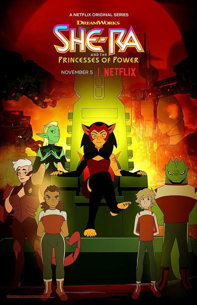 She-Ra e As Princesas do Poder: 4ª temporada ganha novos cartazes e teaser