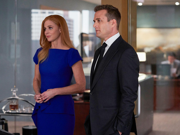 Suits: intérpretes de Harvey e Donna comentam final dos personagens (Spoilers)