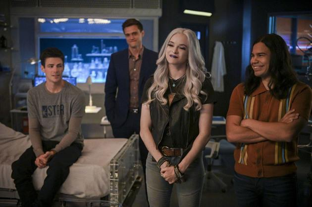 The Flash contempla a própria morte no episódio 6x02 (trailer e fotos)